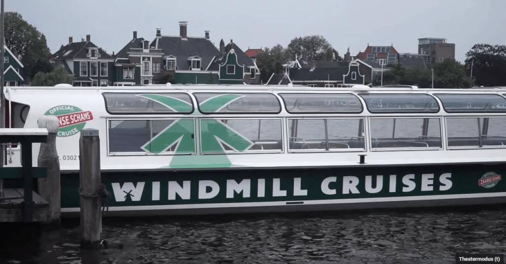 Windmill_Cruise _Zaanse_Schans