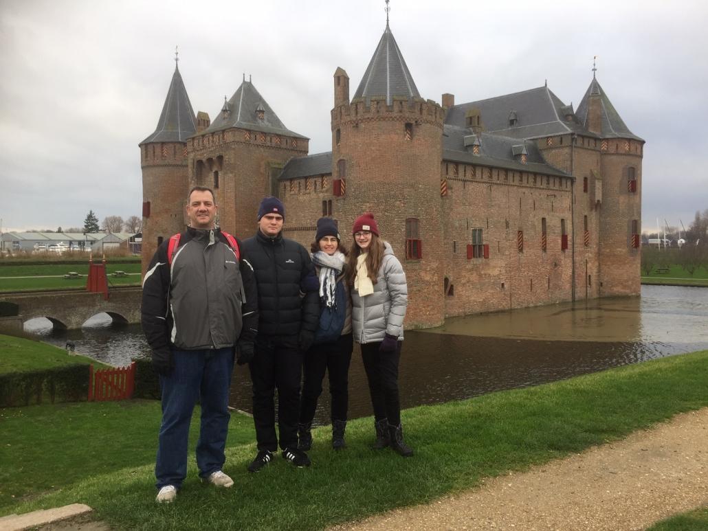 amsterdam castle private tour