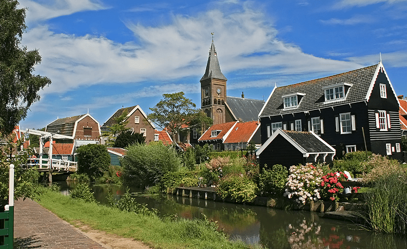 dutch landscape countryside tour